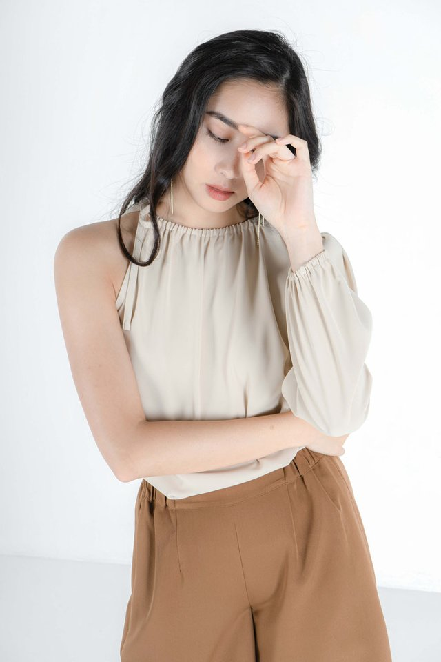 Elxi One Shoulder Top