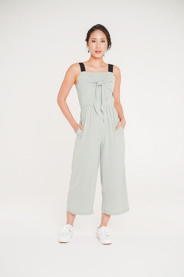Amelia Front Tie Jumpsuit