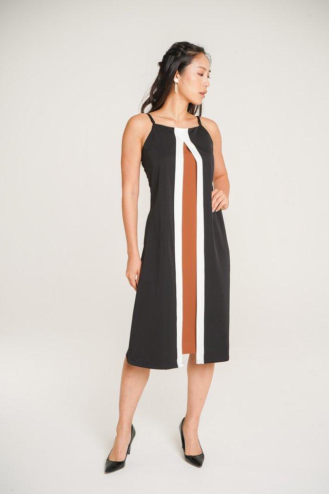 Cleo Slit Dress