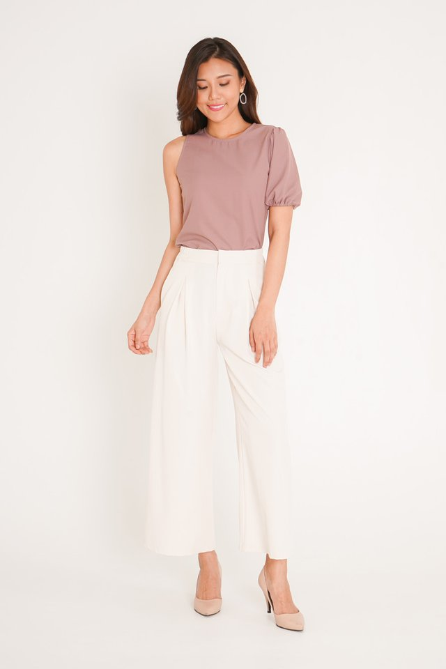 Jessie One Sleeve Top