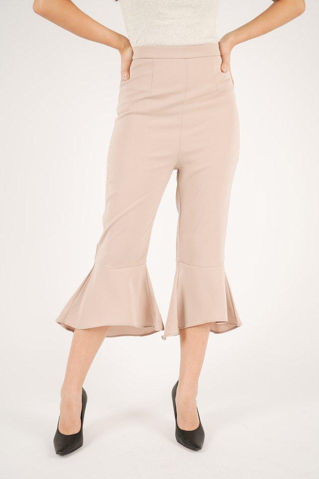 Jen Cropped Flare Pants
