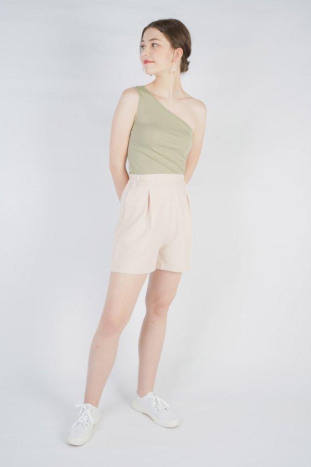 Avery Pleated Shorts