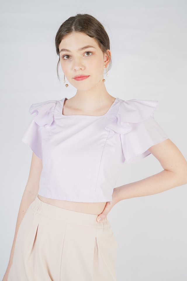 Cecilia Flare Sleeve Top
