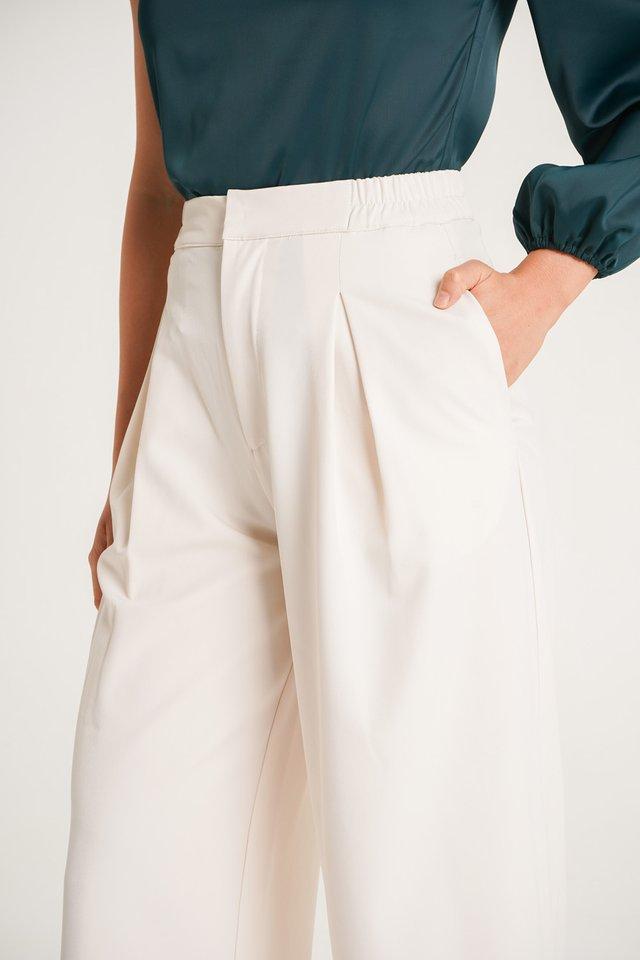 Avery Pleated Pants